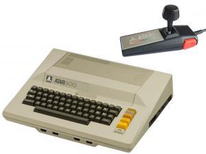 64)Компьютер персональный ATARI