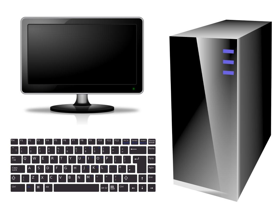 Компьютеры в сборе