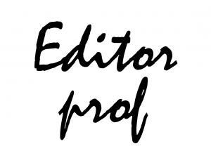 """57)Текстовый редактор """"Editor Prof"""""""